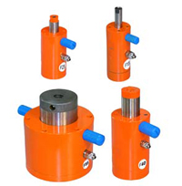 Pneumatic Piston Vibrators for Screening, Conveyors, Emptying, Compacting, Testing
